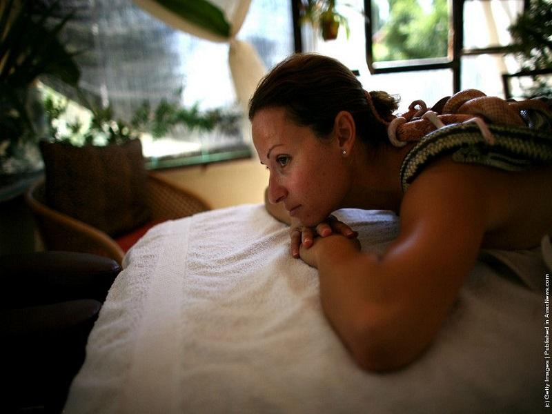 massaggi più strani