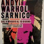 La creatività di Angela Bellomo alla mostra: Andy Warhol Sarnico.