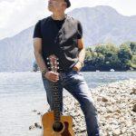"""DAVIDE VAN DE SFROOS     AL VIA IL 24 MAGGIO DA CHIUDUNO (BG) IL TOUR ESTIVO  """"VANTOUR 2019"""""""