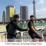Alla scoperta di Tokyo in bicicletta