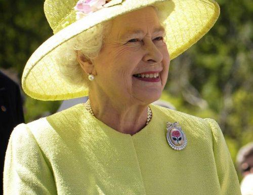 La Regina Elisabetta al Castello Windsor per evitare l'emergenza Covid